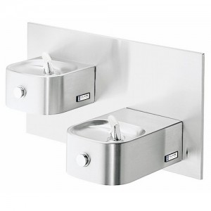 Elkay EDFP217C Double Drinking Fountains