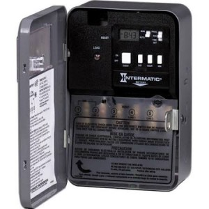 Intermatic EH10 Water Heater Timers