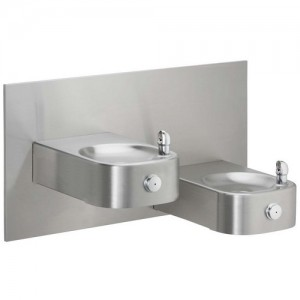Elkay EHWM217C Double Drinking Fountains