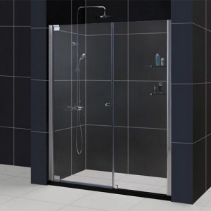 DreamLine SHDR-4151728-04 Tub Shower Doors