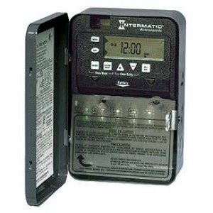 Intermatic ET8015CR Sprinkler Timers