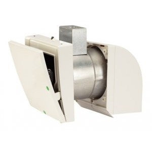 Panasonic fv 01ws2 bathroom fan whispersupply wall 10 cfm - Panasonic bathroom ventilation fans ...