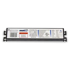 GE GE-432-MAX-L/ULTRA Electronic Ballasts