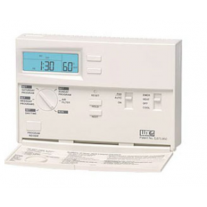 Lux HP2110 Digital Thermostats