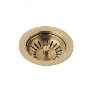 Delta Faucets 72010-CZ Delta Flange & Strainer - Kitchen Sink