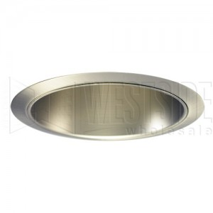 halo 426sn recessed lighting trim 6 line voltage cone reflector