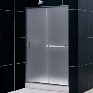 DreamLine SHDR-0960726-01-FR Tub Shower Doors