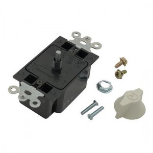 Intermatic Ff60mh10 Timer 60 Min Mechanism W Knob No Plate Hold Button For Continuous Use