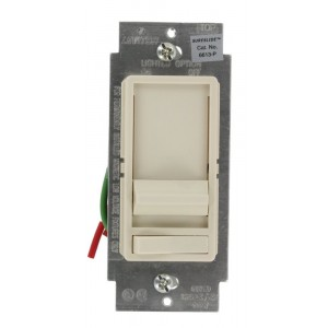 Leviton 6613-PLT Dimmer 3-way Switch