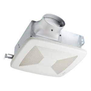 Broan LP80 Bathroom Fan, 80 CFM
