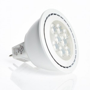 LUX LED LMR16JAGU53D07-30KF MR16 LED Bulbs