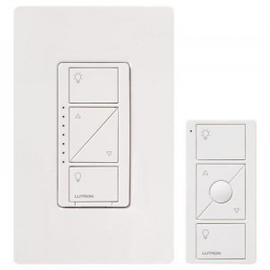 Lutron P-PKG1W-WH Wireless Dimmers