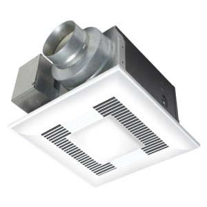 Panasonic FV-08VQL6 WhisperLite Bathroom Fan w/ Light