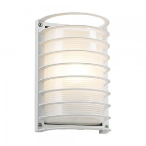 PLC Lighting 2038-WH Outdoor Wall Lights