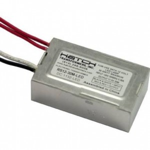 Hatch RS12-30M-LED Electronic Transformers