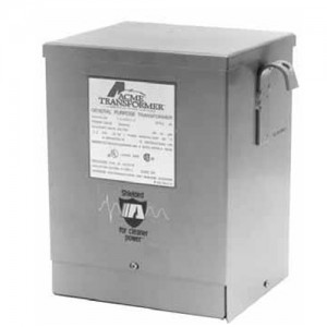 Acme Electric T253011S Electrical Transformers
