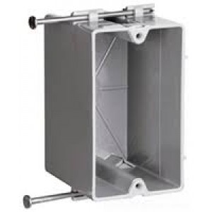 Crouse Hinds TP1800 Plastic Electrical Box