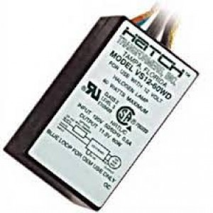 Hatch VS12-75WD Electronic Transformers