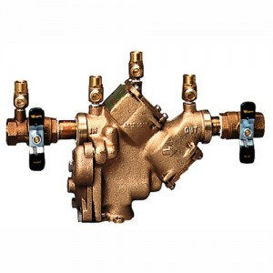 Watts 11/2 909M1 QT Backflow Preventers