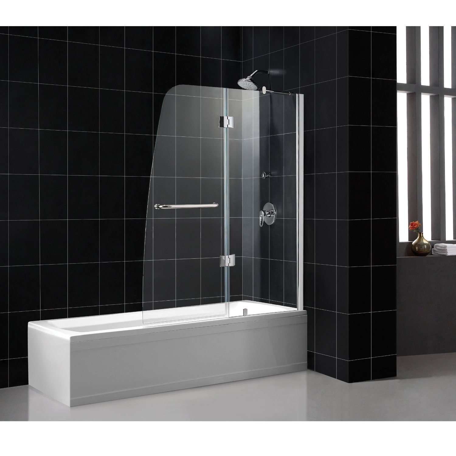 Dreamline shdr 3148586 01 aqua tub door 48 x 58 clear glass chrome dreamline shdr 3148586 01 bathtub shower door 48 x 58 aqua clear hinged glass chrome planetlyrics Image collections
