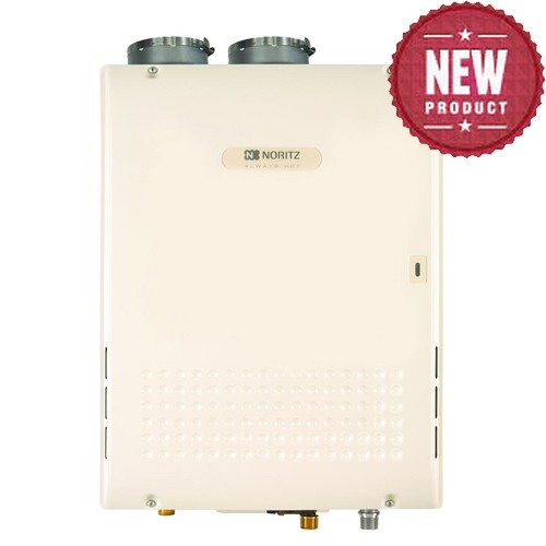 noritz nrc1111-dv-ng eco tough indoor tankless water heater, 4