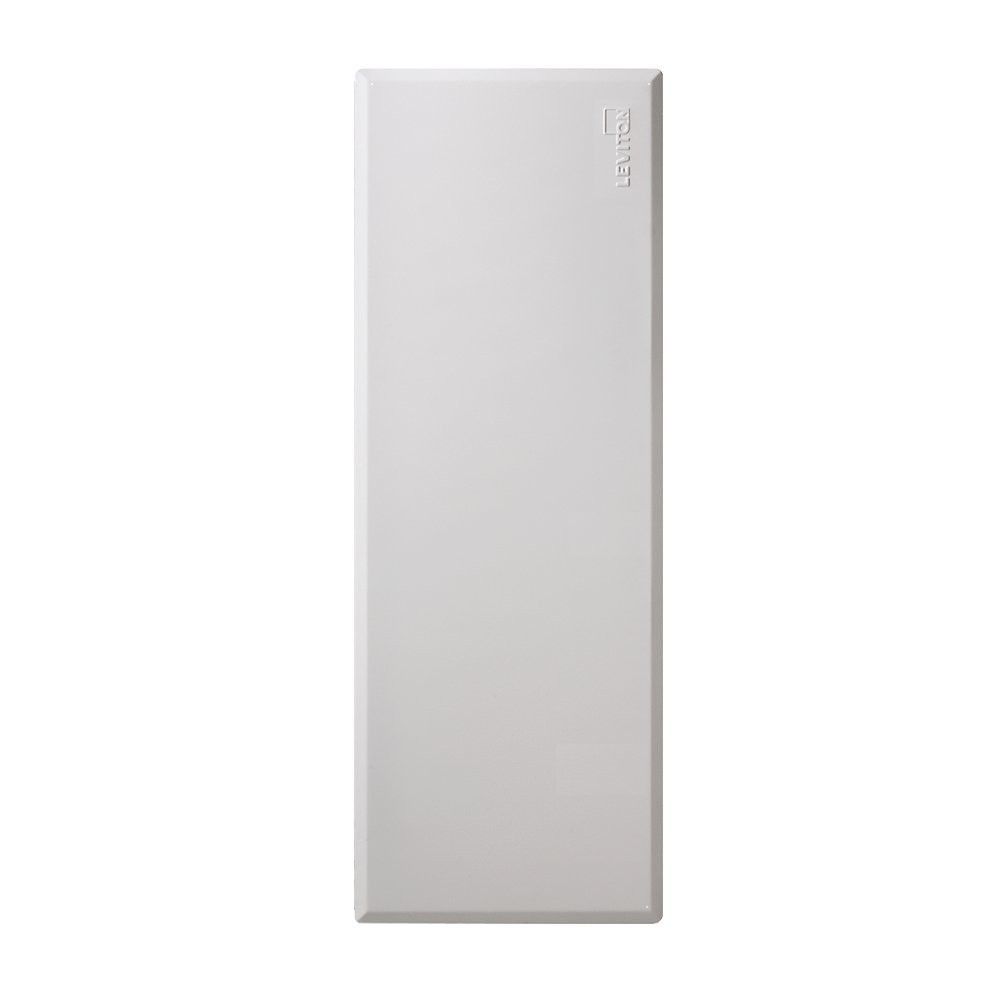 Leviton 47605-F42 Structured Media Enclosure Series 420 Flush-Mount ...