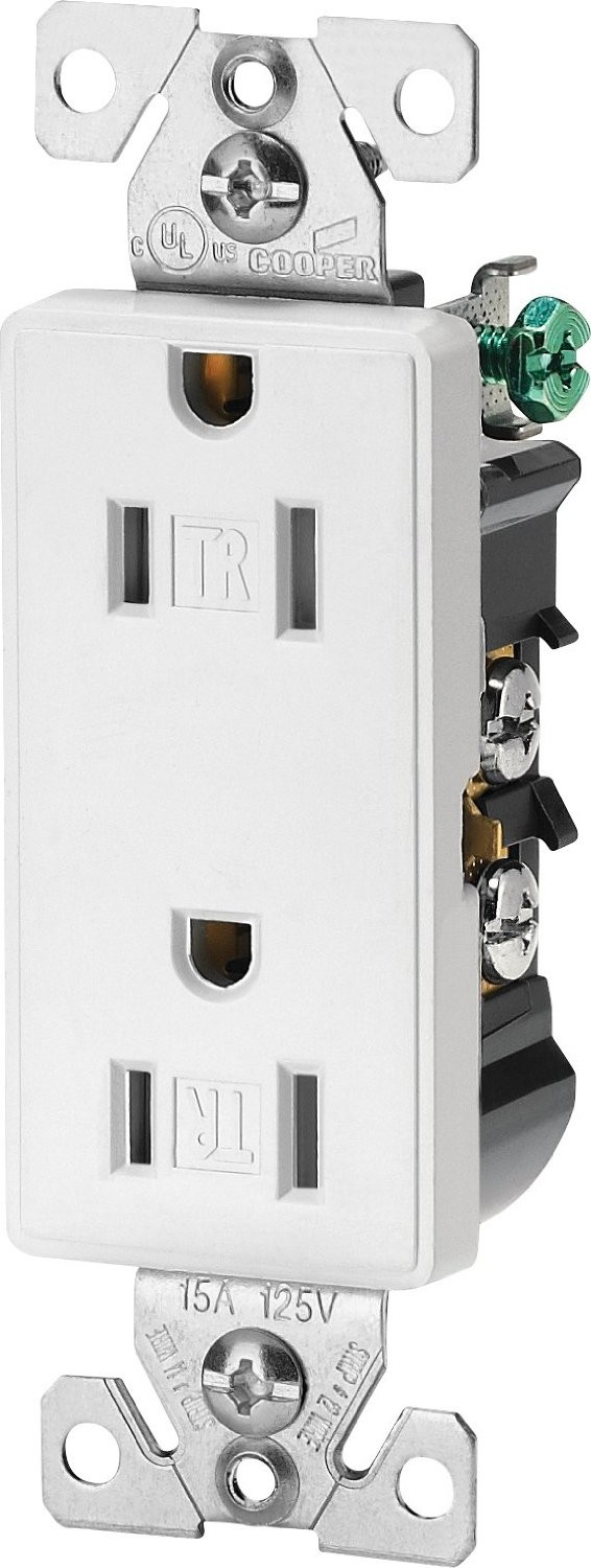 Electrical Outlets, Receptacles - Westside Wholesale