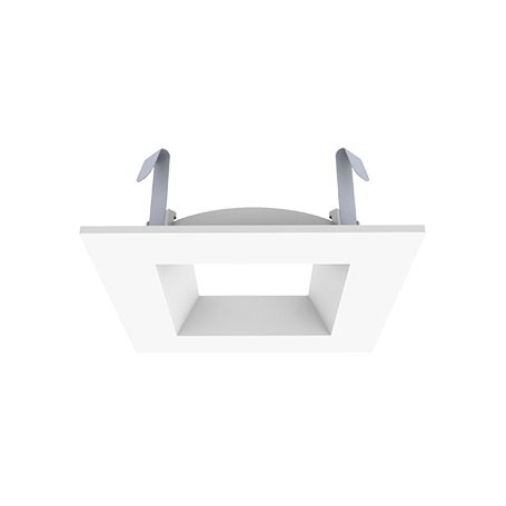 Dmf lighting drd2ts4swh recessed lighting trim 4 square smooth white aloadofball Images