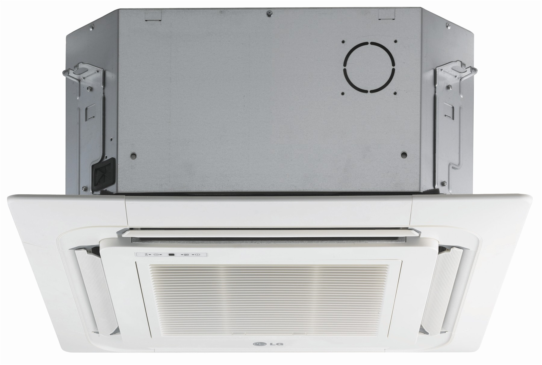 LG LMCN097HV Ductless Air Conditioning MultiZone Multi F Ceiling