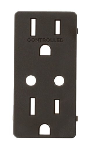 Leviton VRKIT-R0B Electrical Outlet, Receptacle Color