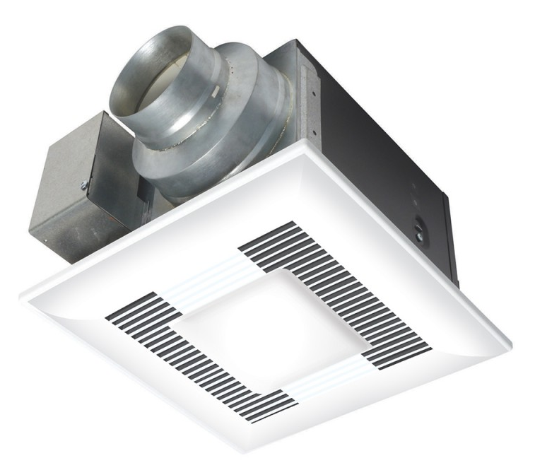 Panasonic fv 15vql6 whisperlite bath vent fan w light panasonic fv 15vql6 bath ventilation fan w light whisperlite 150 cfm aloadofball Image collections
