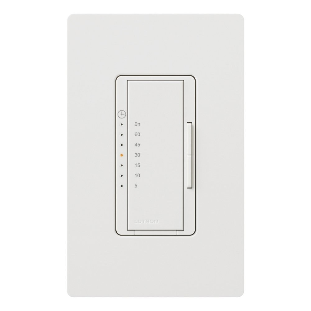 Lutron MA-T51-WH Maestro Countdown Timer