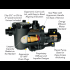 Jandy SHPM2.5-2 In-Ground Pool Pumps
